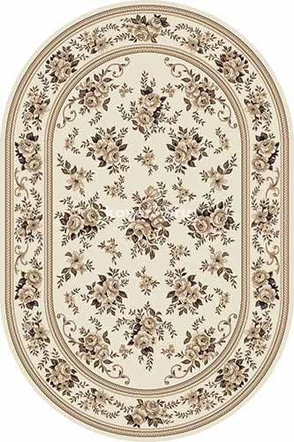 VALENCIA DELUXE D241_CREAM-BROWN-oval