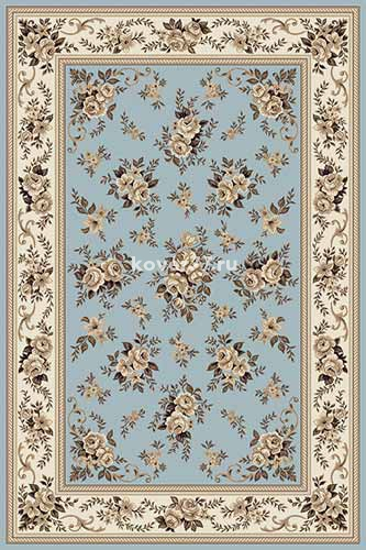VALENCIA DELUXE D241_L.BLUE-BROWN