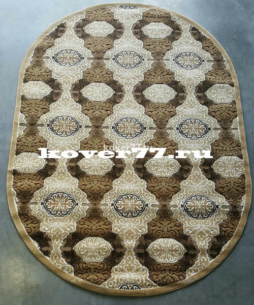 Everest 2504CA beige beige oval