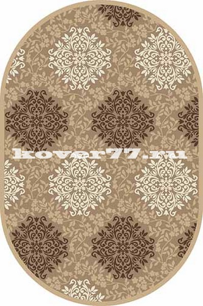 VALENCIA DELUXE 374 beige oval