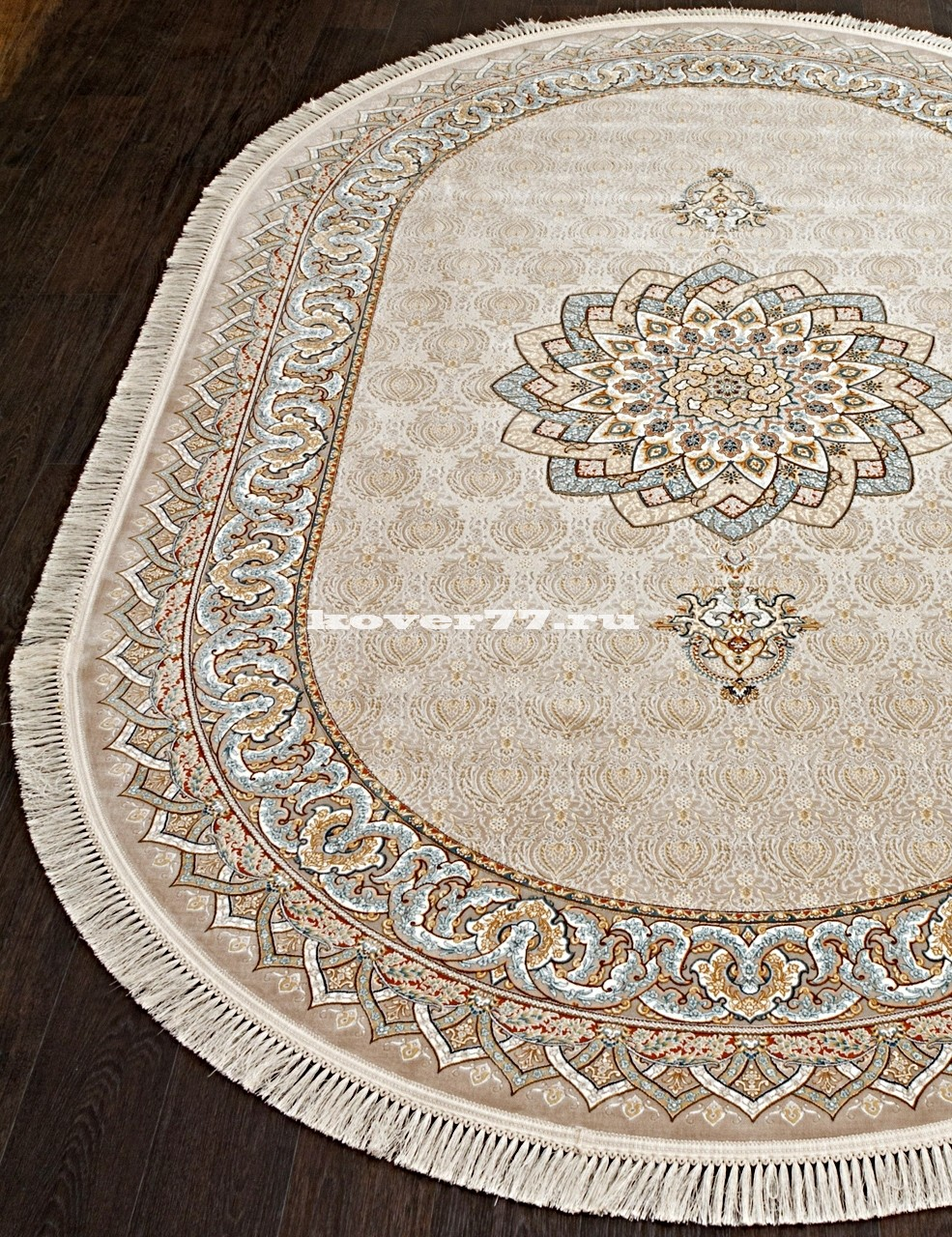 FARSI 1200 212 - CREAM OVAL