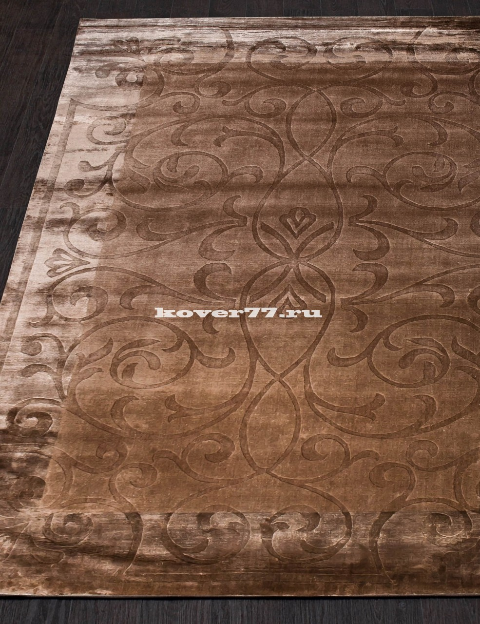 CARVING WITH BOARF HL 714 - BEIGE-BROWN